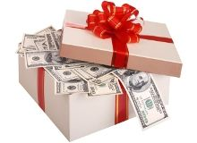 ШФГ: Топ-5 способов оригинально подарить деньги