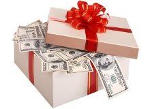 Топ-5 способов оригинально подарить деньги