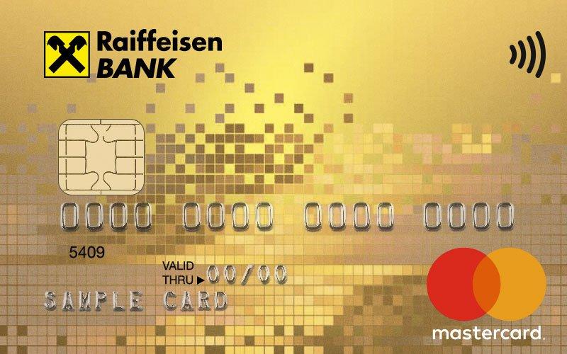 Кредитная карта Кредитная карта Gold Package