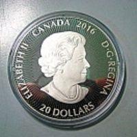 Аверс монеты «Калейдоскоп-16»
