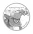 Монета Олимпиада 2018-16 Шорт-трек